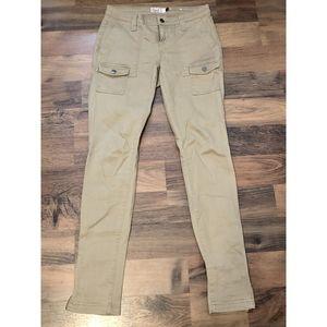 Juniors So® Skinny Cargo Pants - Size 3